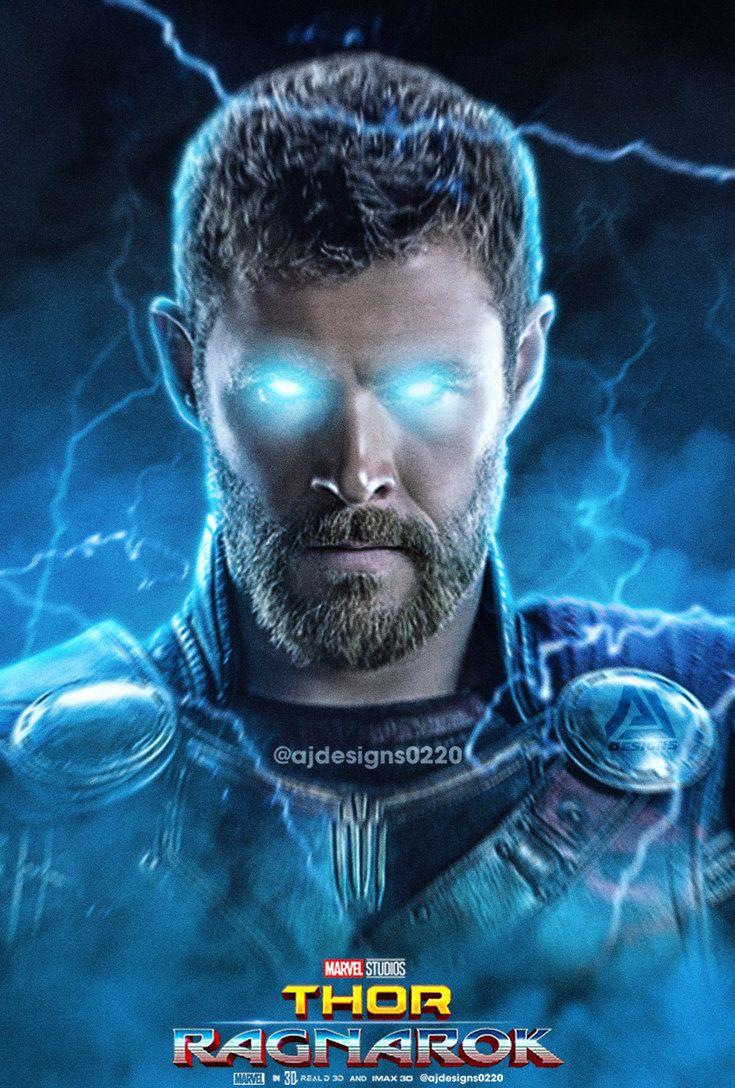 God Of Thunder By Ajay02 Marvel Thor Marvel Superheroes Marvel