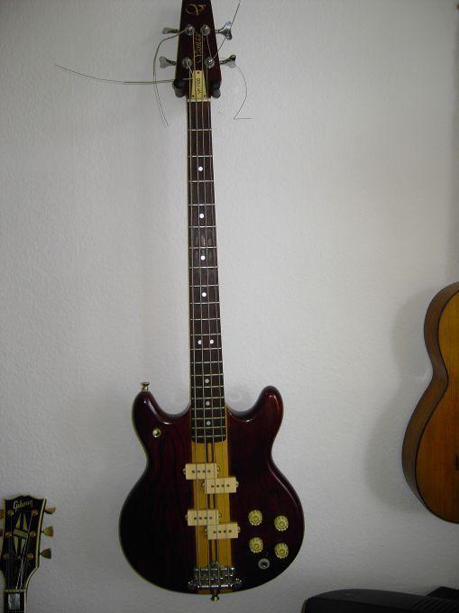 vantage bass guitar serial numbers