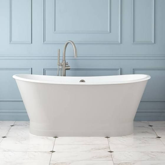 soaker tub cast iron - Google Search | Tubs | Pinterest | Tubs and Iron
