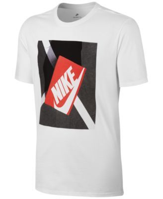 2c72d6e82 NIKE Nike Men'S Sportswear Shoebox Graphic T-Shirt. #nike #cloth #shirts