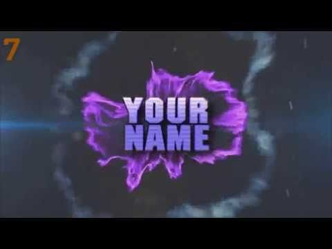 Top 10 Intro Template 30 Sony Vegas Pro Free Download Youtube Twitter Video Youtube Design Intro