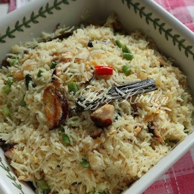 Nasi Goreng Nasi Ayam Yang Teramat Sedap Resep Masakan Resep