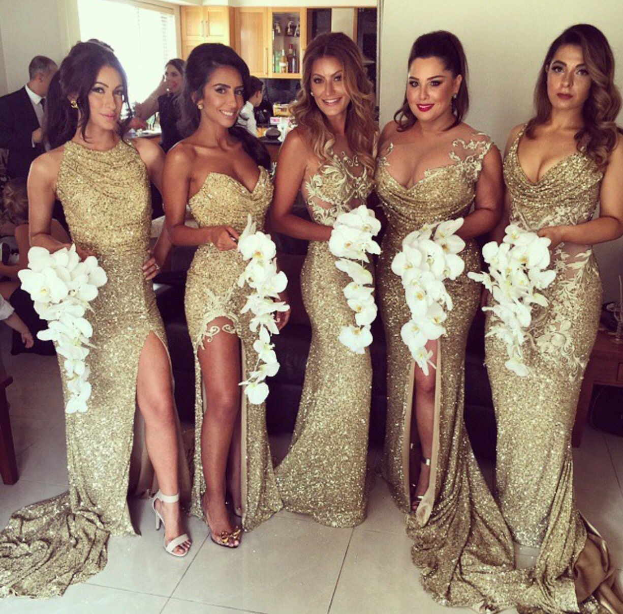 Bridesmaid dresses dream wedding pinterest wedding