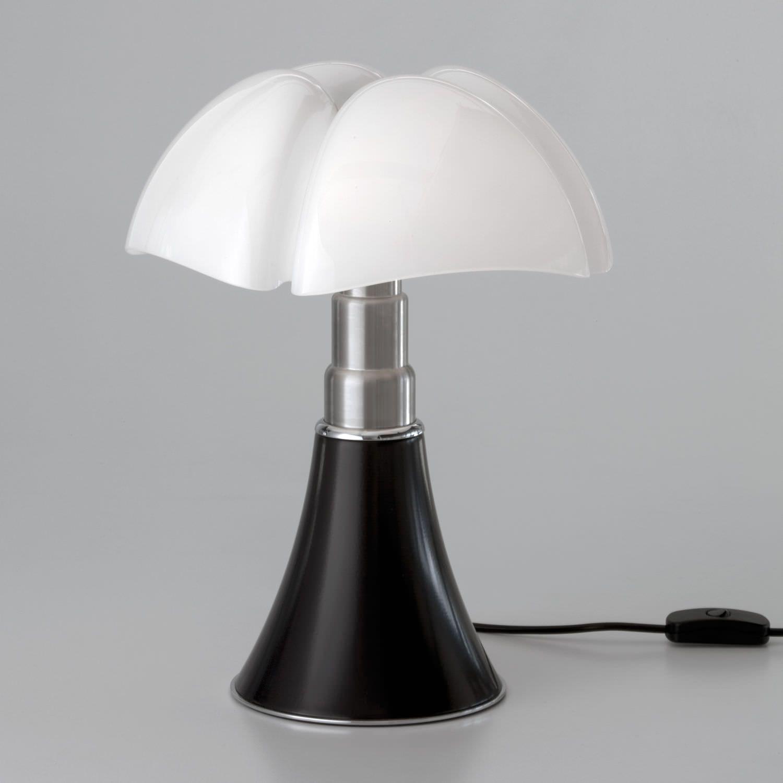 Lampada Bat Gae Aulenti Mini Pipistrello Lampe Lampes Noires