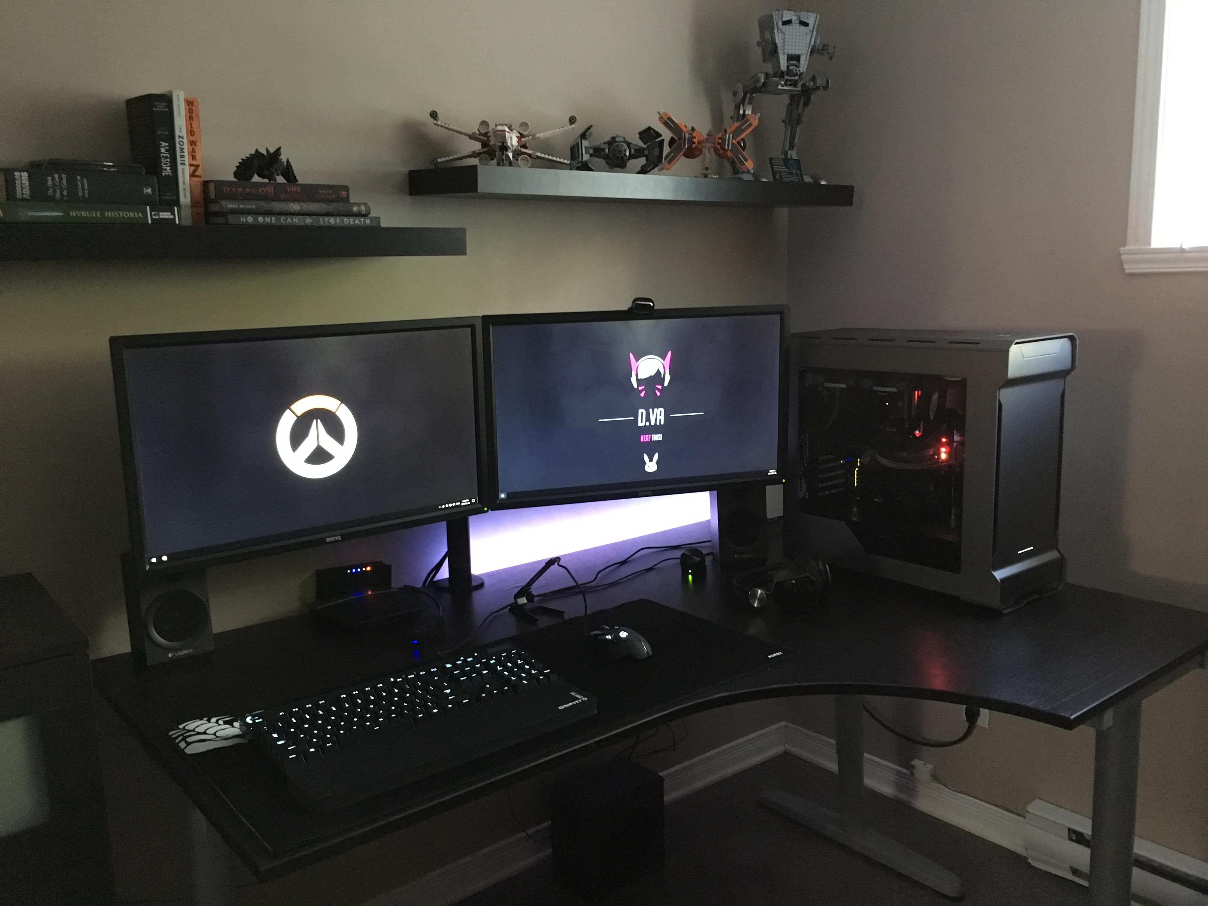 Refreshed My Setup With A Some Sexy Upgrades Pc Setupdesk