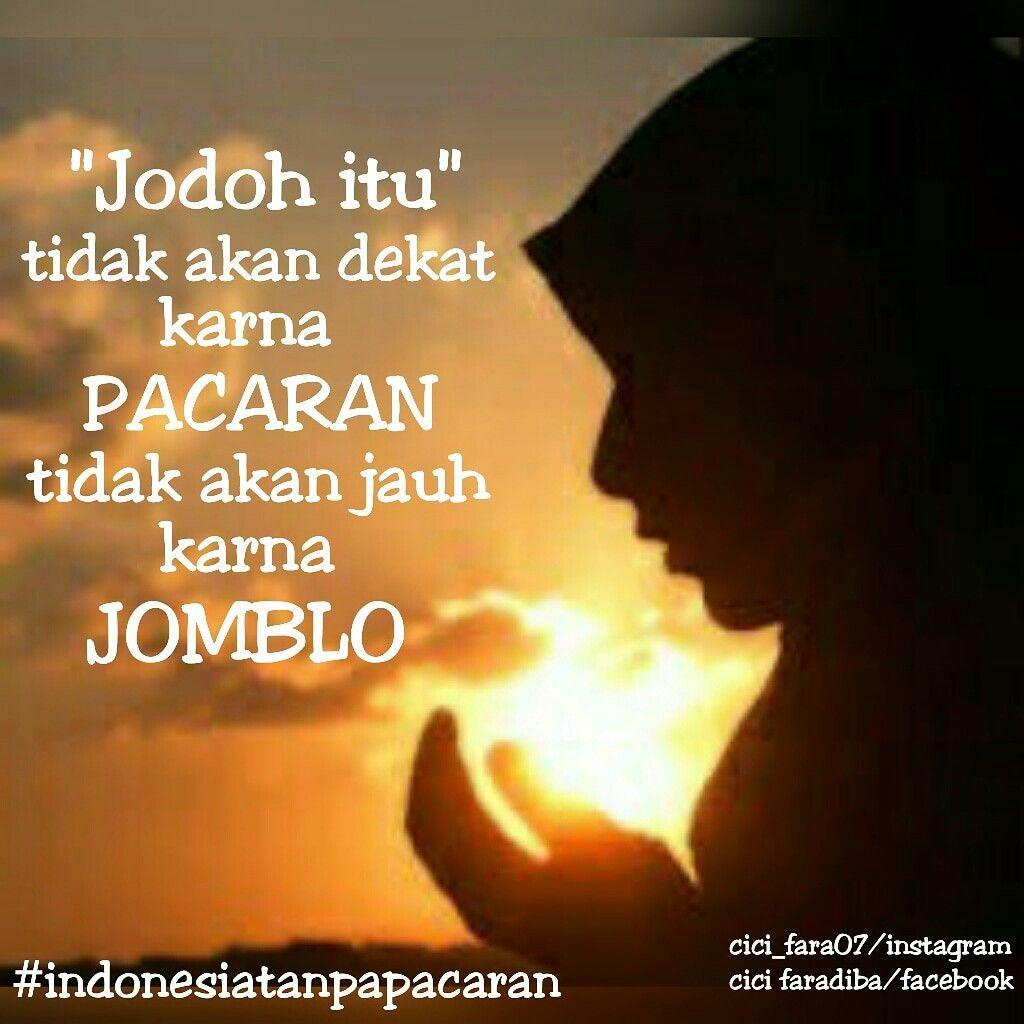 Indonesia Tanpa Pacaran Yeahh Jomblo Filsabillah Jomblo