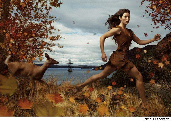 Annie Leibovitz's Dodgy Disney Dream Celebrity Portraits - ComicsAlliance   Comic book culture, news, humor, commentary, and reviews