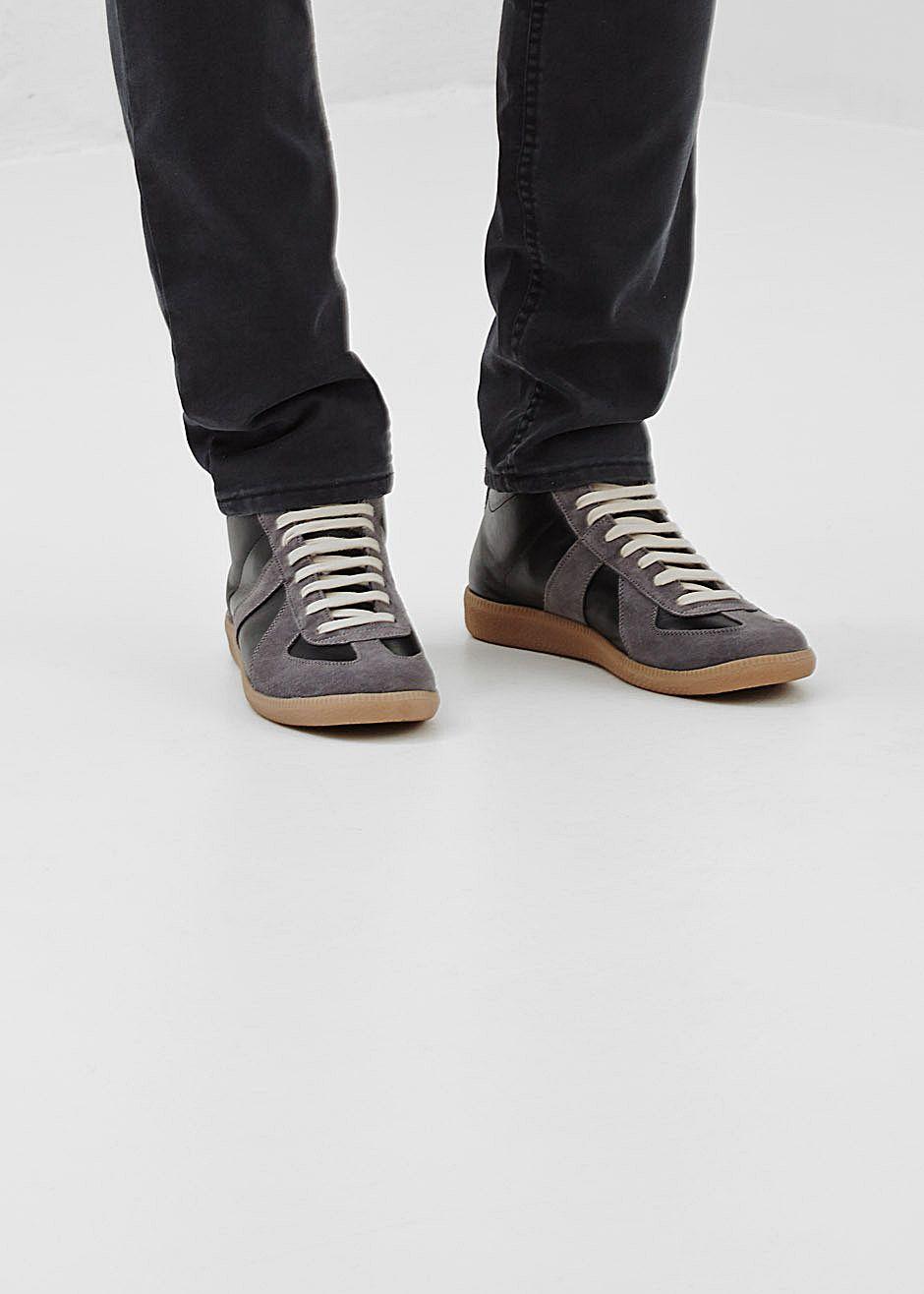 Replica Runner sneakers - Blue Maison Martin Margiela TFFpbxmU