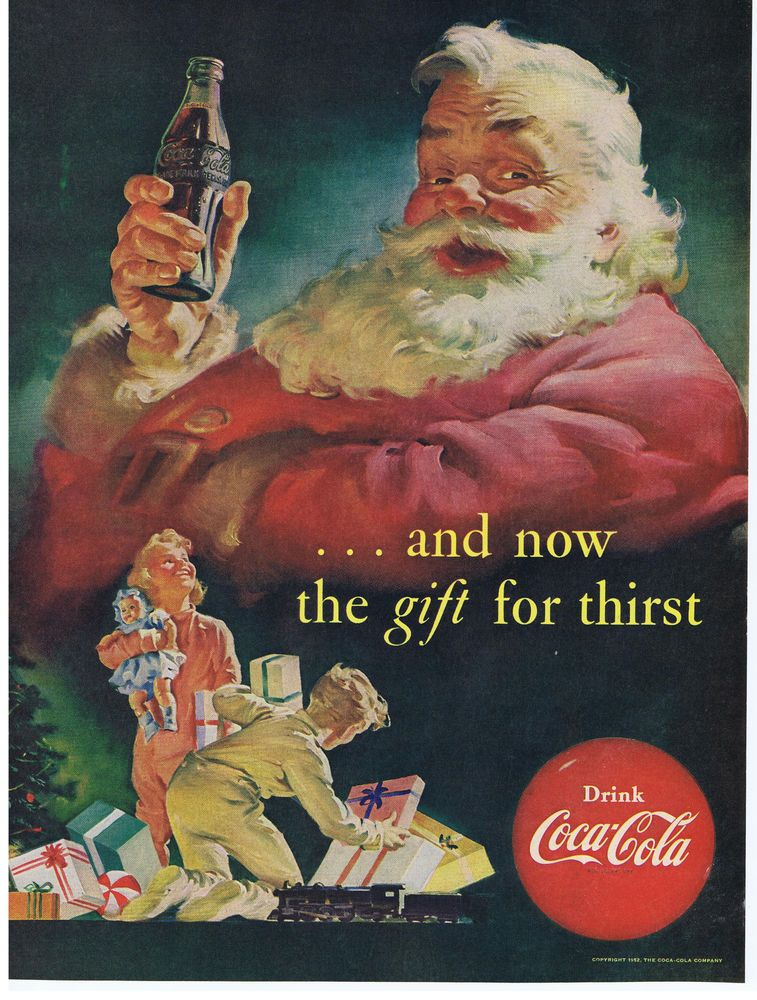 Pin On Coca Cola Advertising