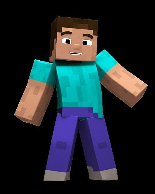 Respect Steve From Minecraft R Respectthreads Minecraft Steve Minecraft Minecraft Steve Head