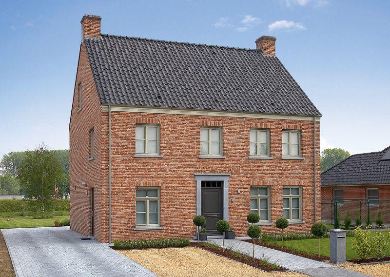 Voorbeelden nieuwbouwwoningen bungalow pinterest huizen landelijk wonen en gevel - Foto huizen ...