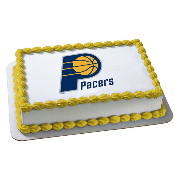 Indiana pacers cake 1 indiana pacers pinterest indiana pacers cake 1 voltagebd Images