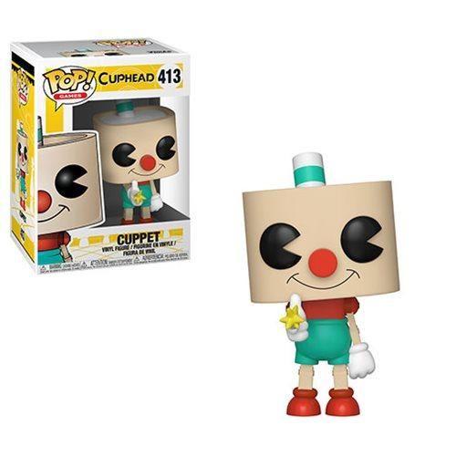 Funko Pop Games Cuphead Cuppet 413 Funko Pop S