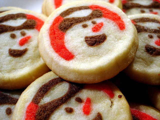 Pillsbury Snowman Sugar Cookies Tis The Season Pillsbury Sugar