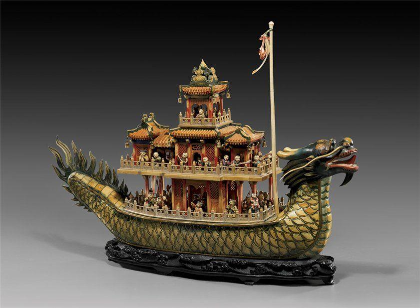 Антикварные кораблики. | Наслаждение творчеством