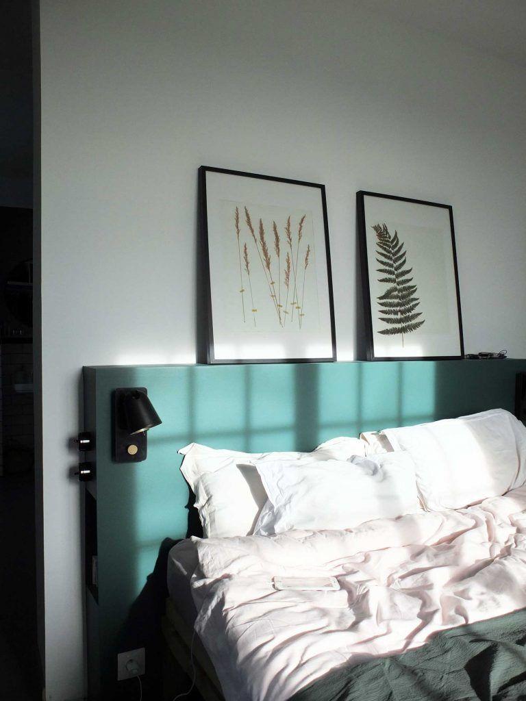 Porte En Tete De Lit notre tête de lit multifonctions pour 50 euros* – misc