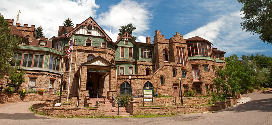 Miramont Castle Museum #manitousprings