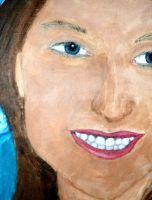 Self Portrait by HaleyGottardo
