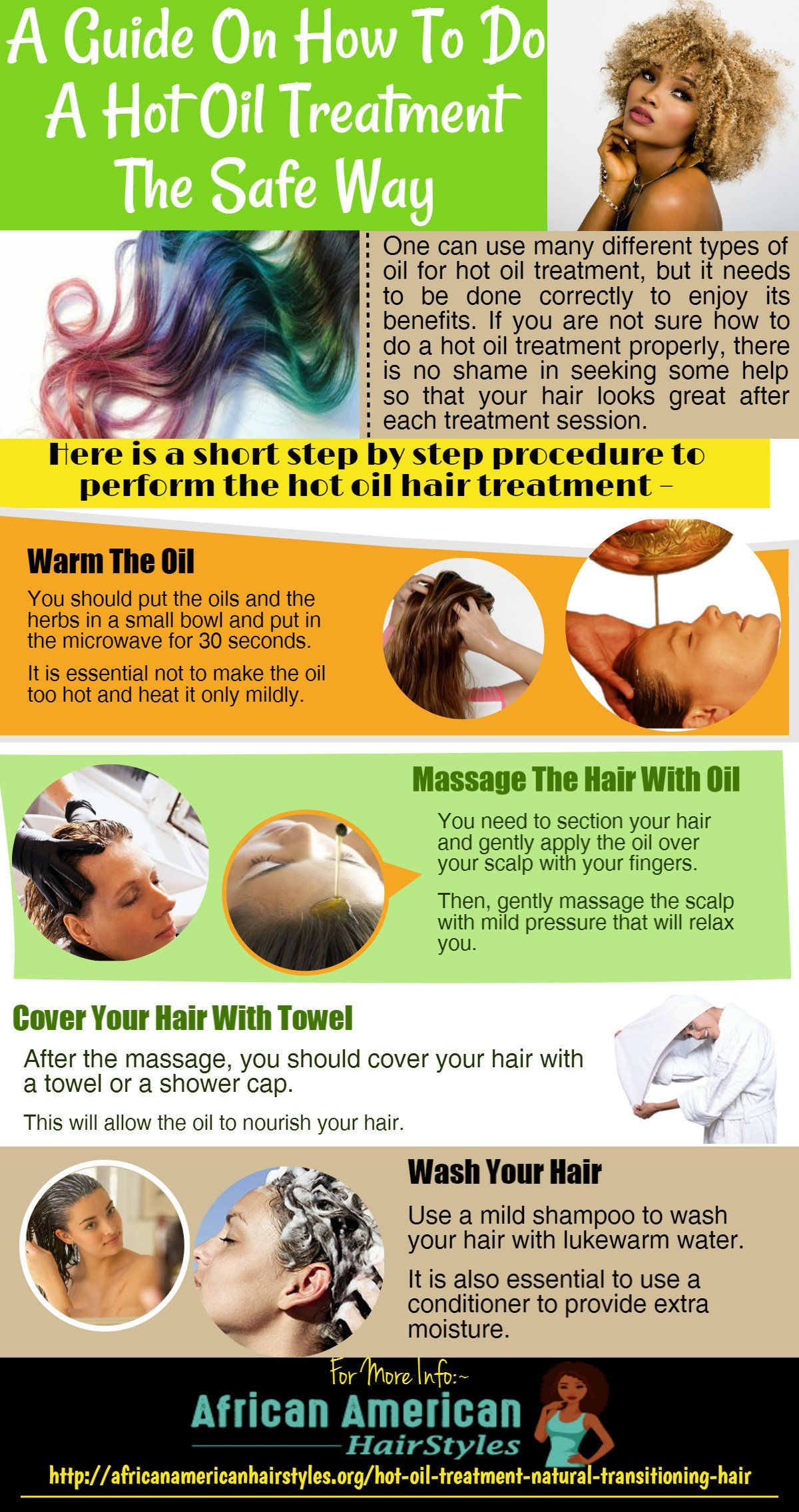 Refreshing Your Hairs Was Never Easier That Giving Them A Nice Hot Oil Treatment At Home You J Oil Treatment For Hair Hair Hot Oil Treatment Hot Oil Treatment