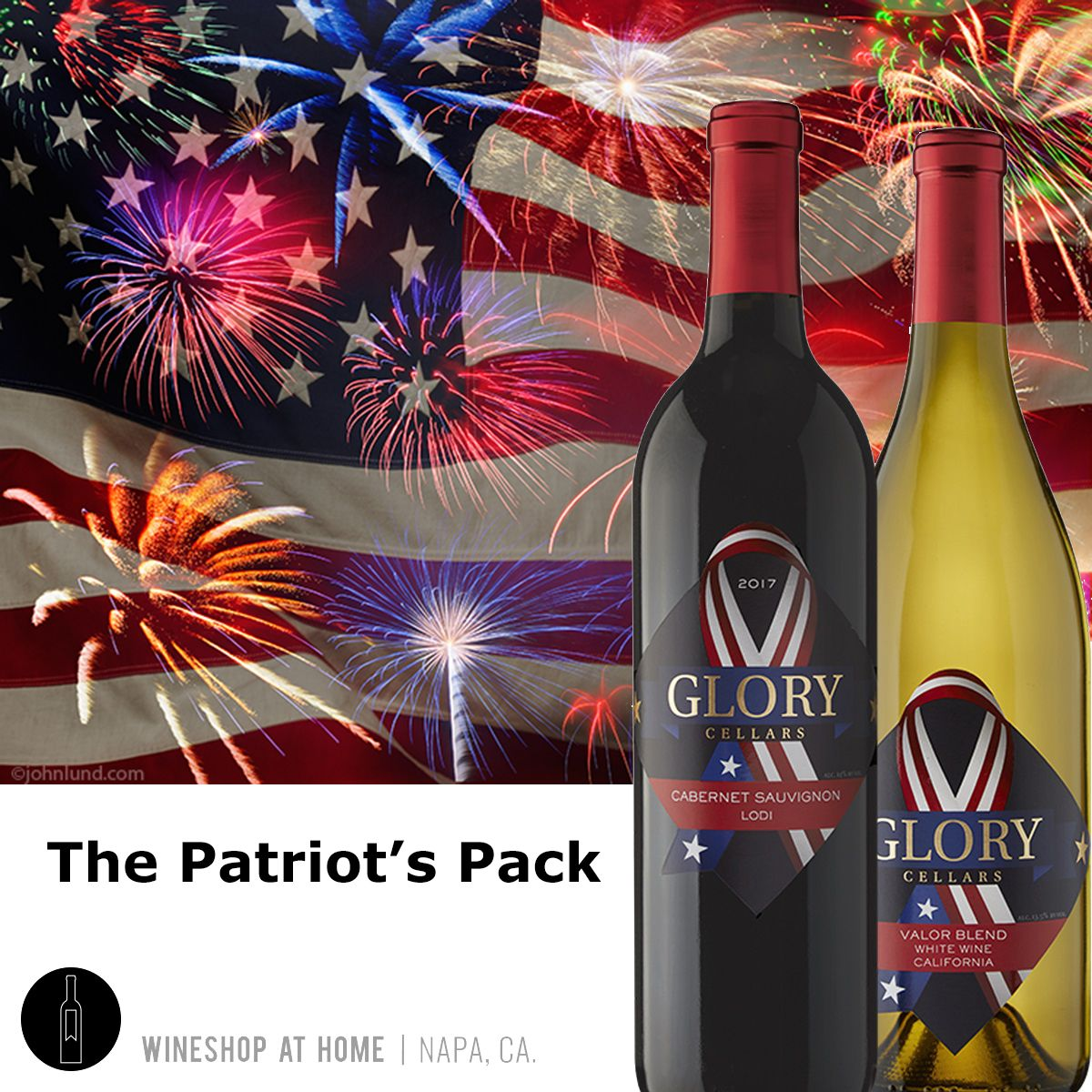 Just In Time For Independence Day Celebrations Wineshop At Home Has Released 2 New Glory Cellars Wines A Powerful You Sauvignon Cabernet Cabernet Sauvignon