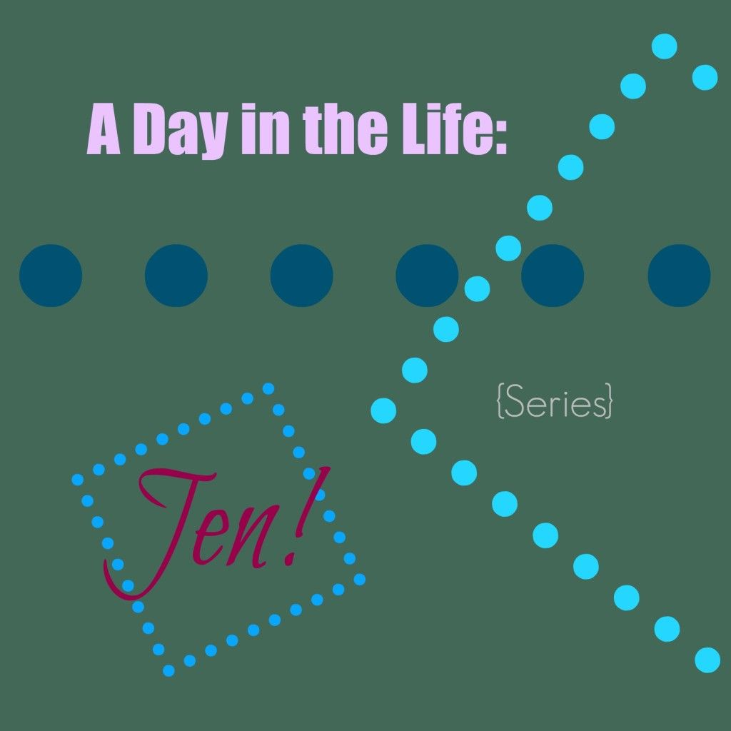 A Day in the Life: Jen! {Series} | Cincinnati Moms Blog