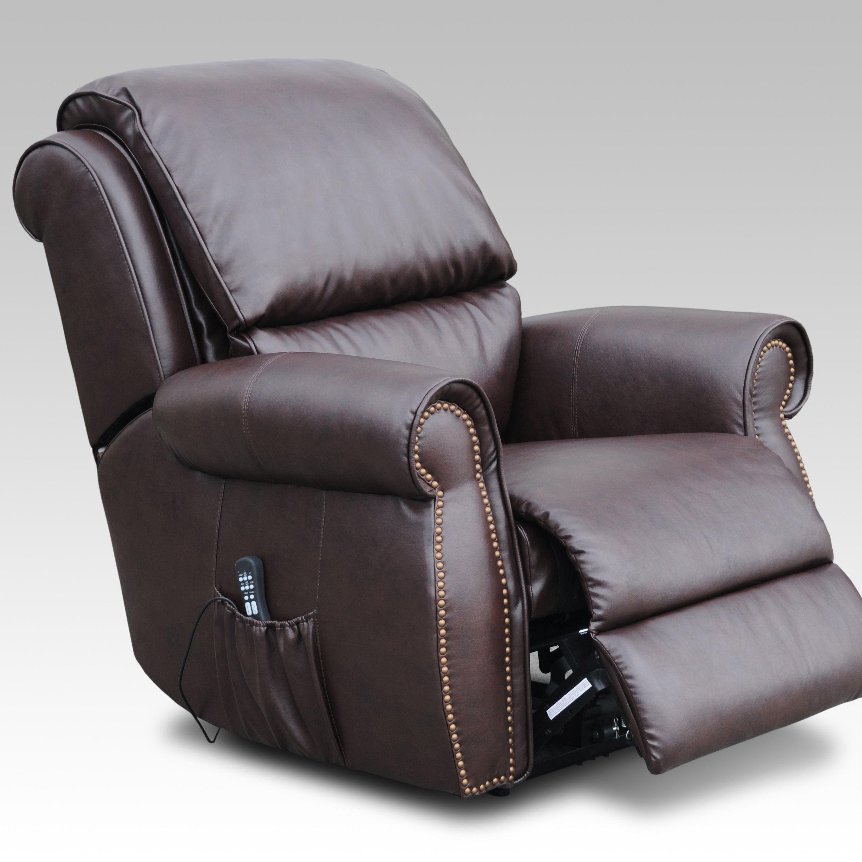 Ac pacific reclining massage chair recliner chair