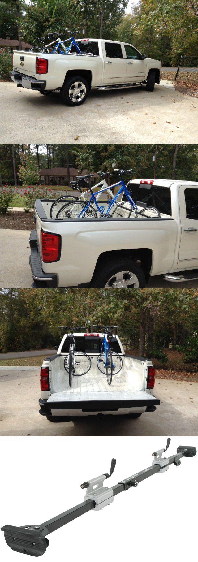 Weathertech floor mats grand forks - Swagman Pick Up Truck Bed Mounted 2 Bike Carrier Locking Fork Mount Swagman Truck Bed Bike Racks S64702