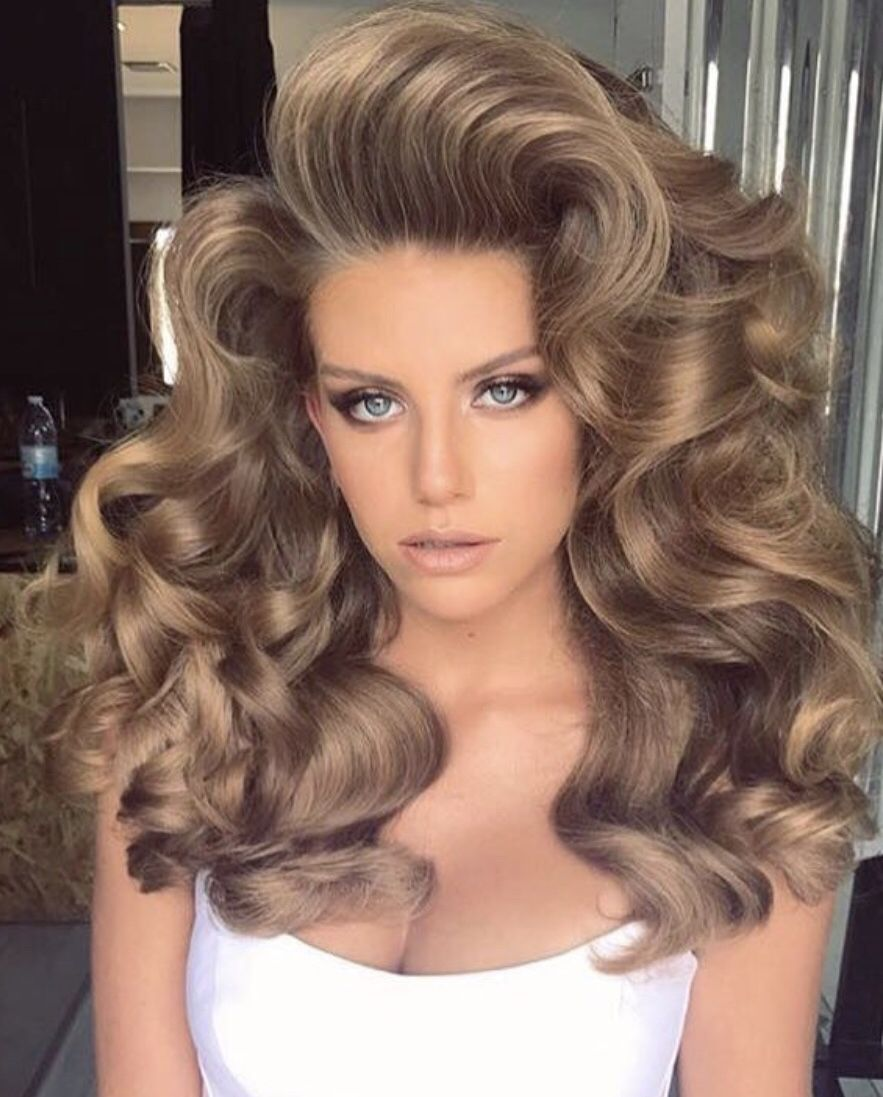 Big Wedding Hair: ღღ~ Mara Maldonado ڿڰۣ(̆̃̃