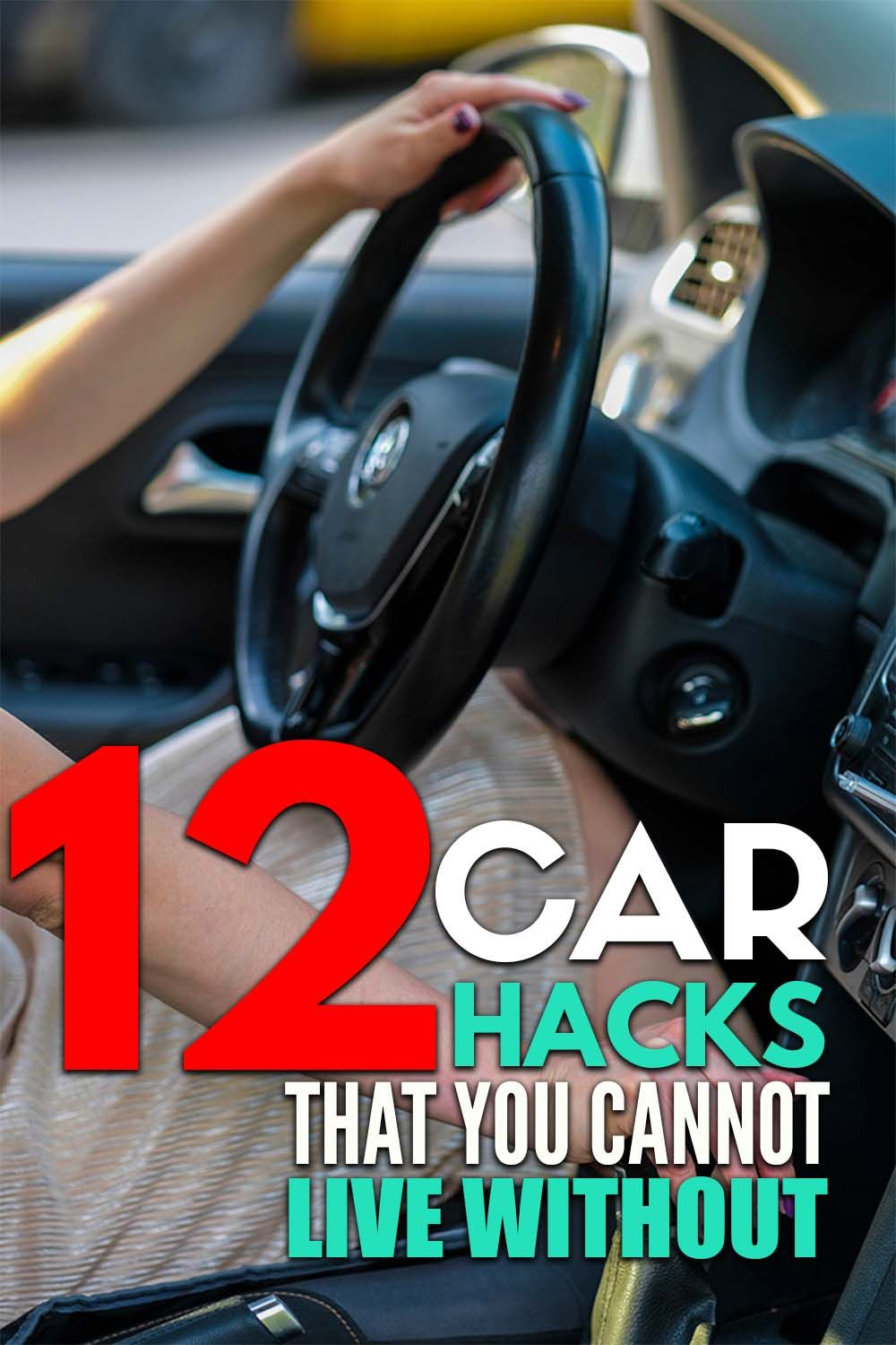 12 Car Organization Hacks That You Can't Live Without - Forever Free By Any Means