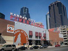 Kansas City Power Light District Right Downtown