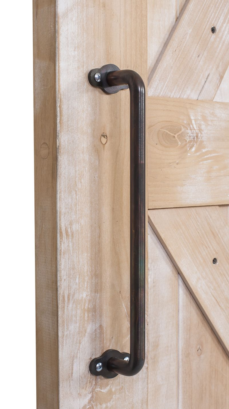 Century Sliding Barn Door Handle Rustica Hardware Barn Door Handles Door Handles Real Barn Doors