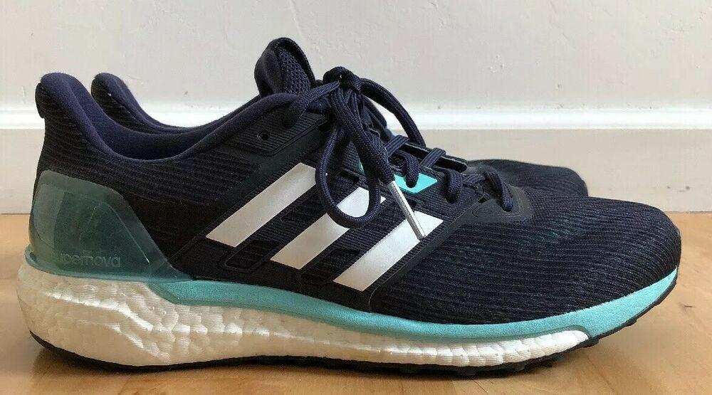 Adidas Men's Supeova Glide Boost 7 M Collegiate Navy Running