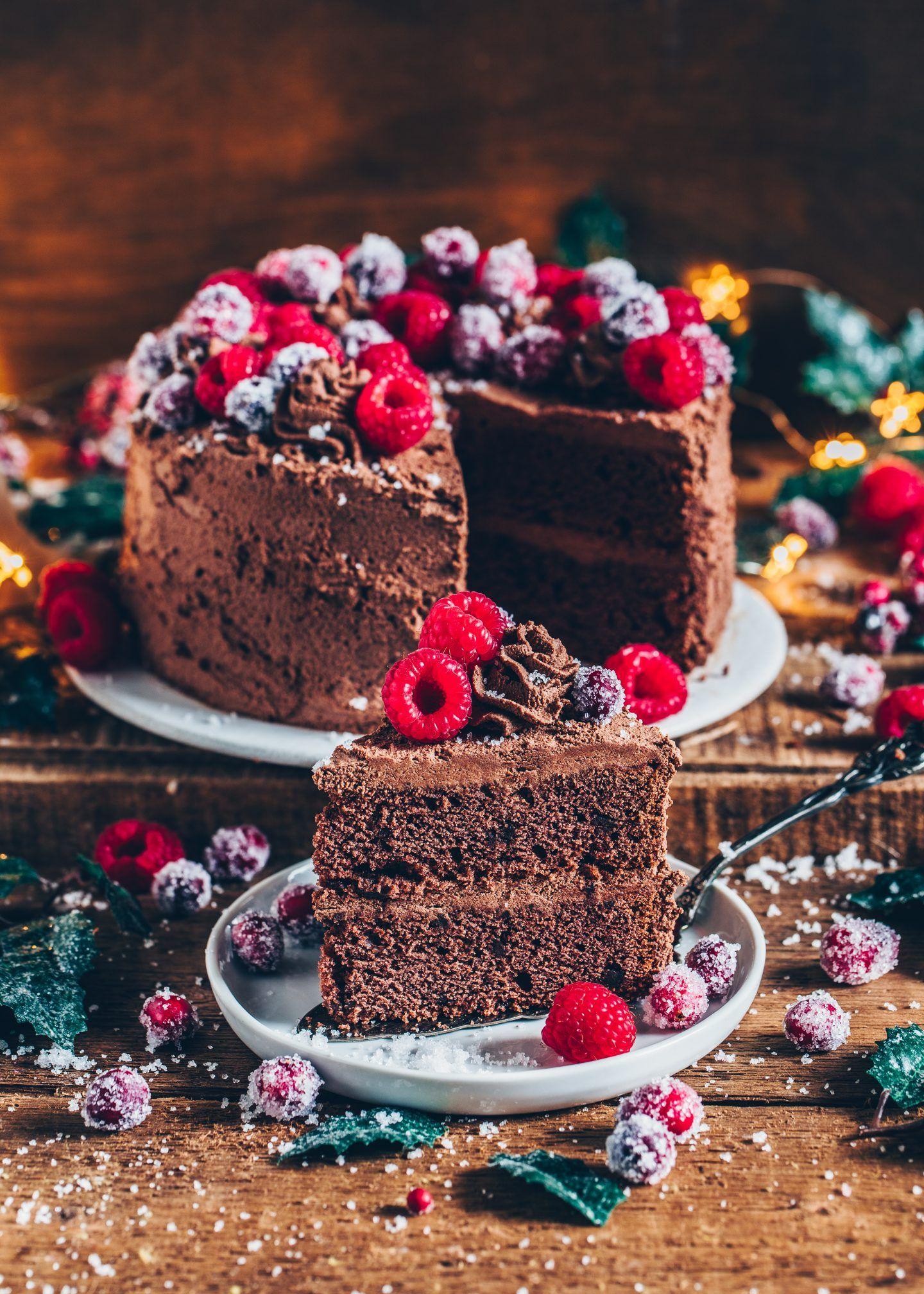 Best Vegan Chocolate Cake Recipe Vegan chocolate, Best