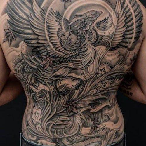 The Phoenix Tattoo Today We Ll Talk All About Phoenix Tattoo From The Fire Wielding Pheasants Japanese Phoenix Tattoo Phoenix Tattoo Phoenix Tattoo Feminine