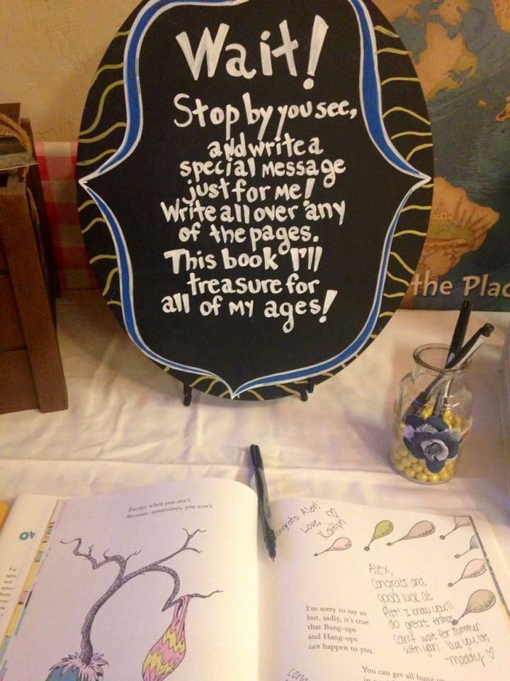 Graduation party oh the places you'll go #graduationpartydecorations #graduationparties