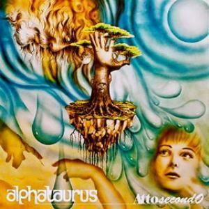 """Alphataurus: """"AttosecondO"""", (Italy) 2012 studio album cover."""