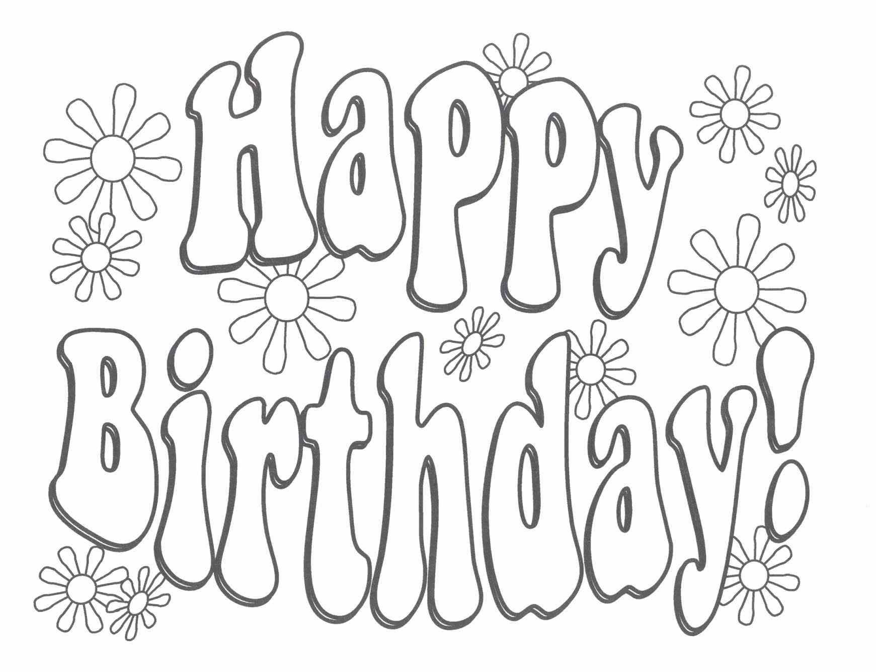 Happy 5th Birthday My Special Friend Raskraski Dlya Pechati Besplatnye Raskraski Detskie Raskraski