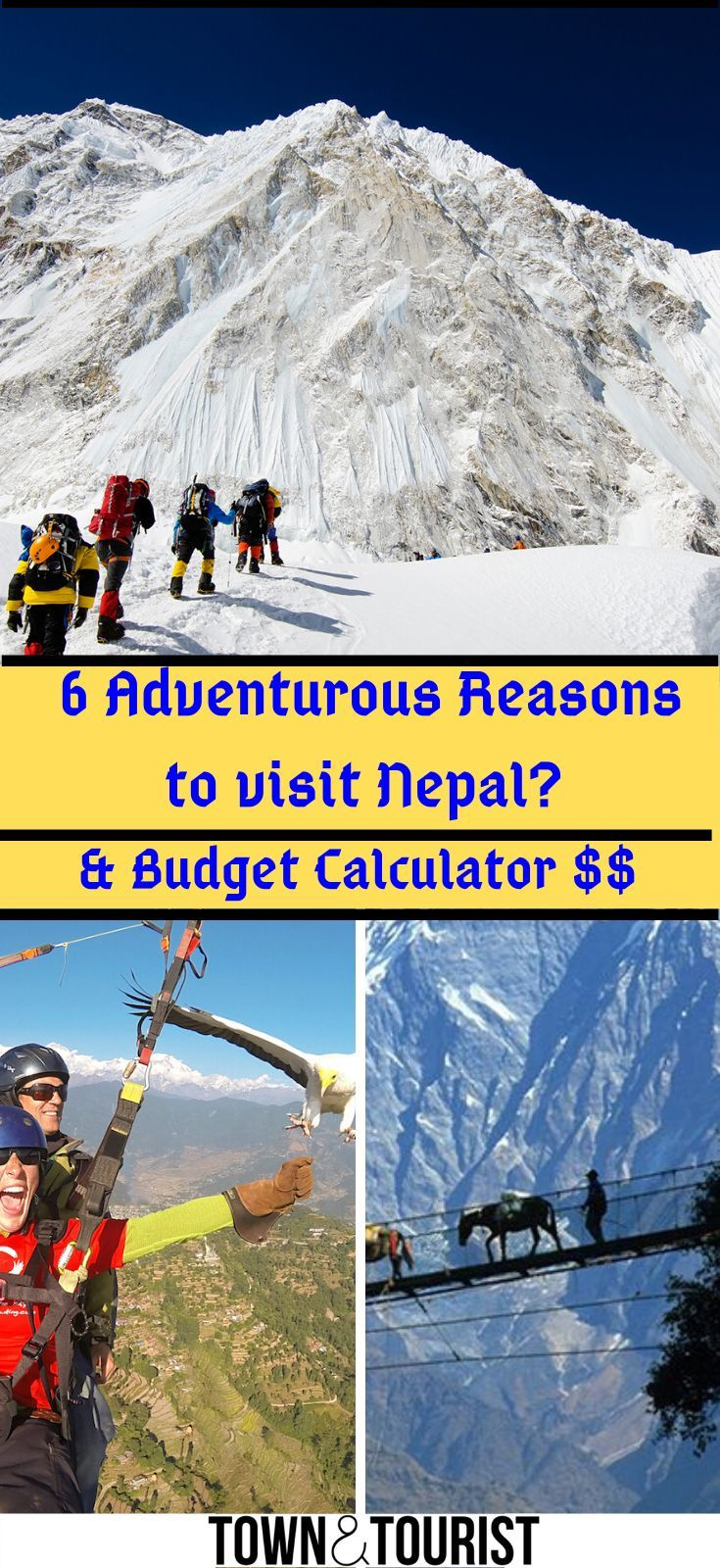 Photo of 6 Adventurous Reasons to visit Nepal? & Budget Calculator $