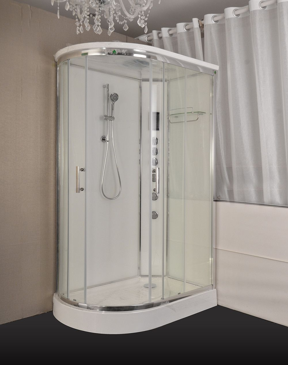 47 X 32 85 25 Corner Shower Enclosure