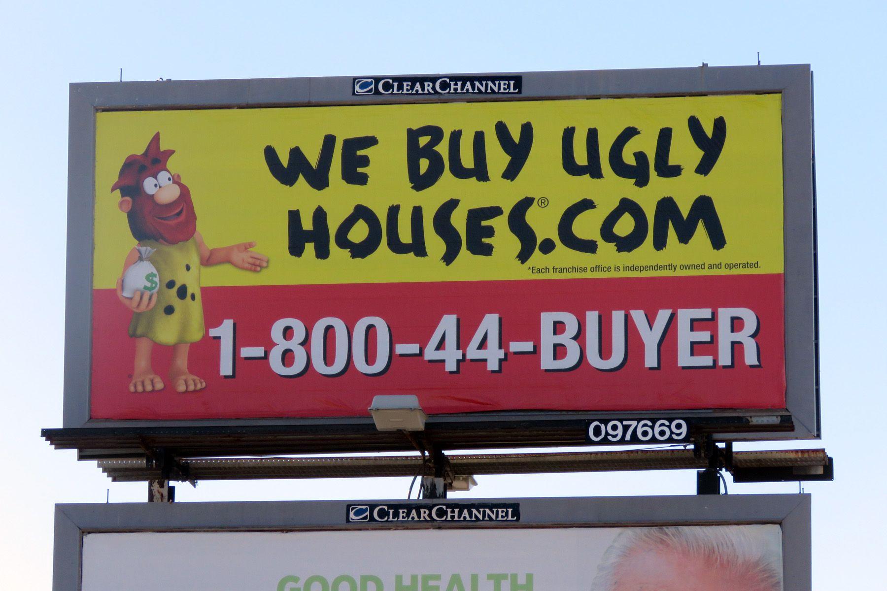 We Buy Ugly Houses.com