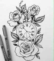 resultado de imagem para rosa busula drawing tattooo pinterest