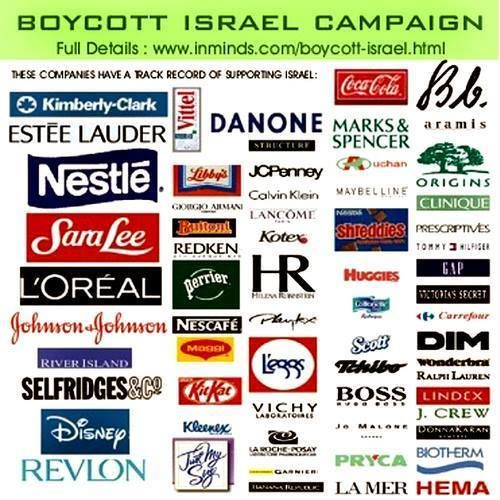 One Way To Help Palestinians Is To Boycott Israel Products With