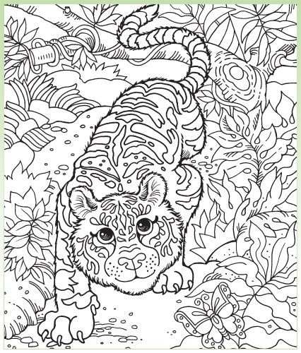 Free Printable Hidden Pictures Are Coloring Pages With Smaller Within Such As A