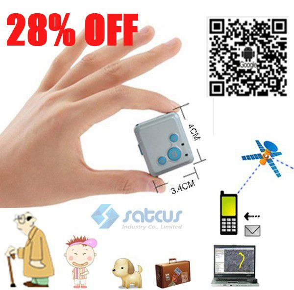 28 Off Super Mini Gps Trackers Sos Communicator For Kids Elderly Pet Car Remote Tracking Via Internet Website Sms Apps Rf16 In Gps Trackers アプリ インターネット ミニ