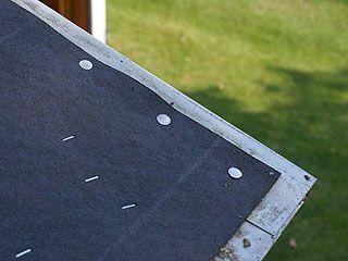 New Garage Roof Tearing Off Old Asphalt Shingles Roof Roof Sheathing Shingle Material