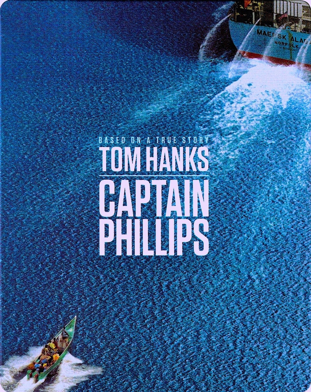 Captain Phillips Captain, Phillips, Alternative movie