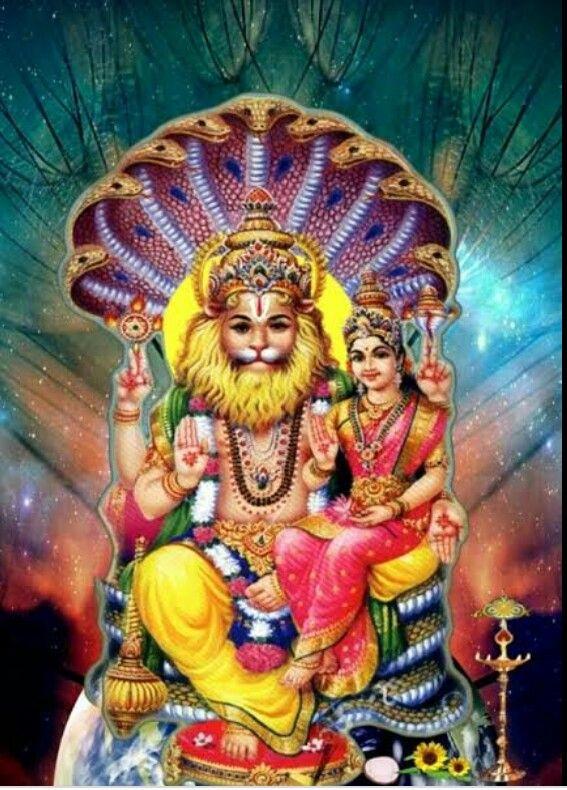 110 Lakshmi Narasimha swamy ideas | indian gods, hindu gods, lord vishnu  wallpapers