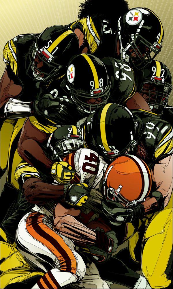 Pin on Pittsburgh Steelers