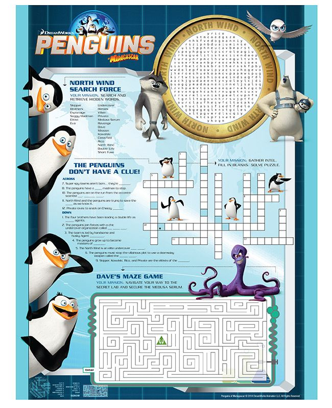 penguins of madagascar party invitations - Google Search   penguin ...