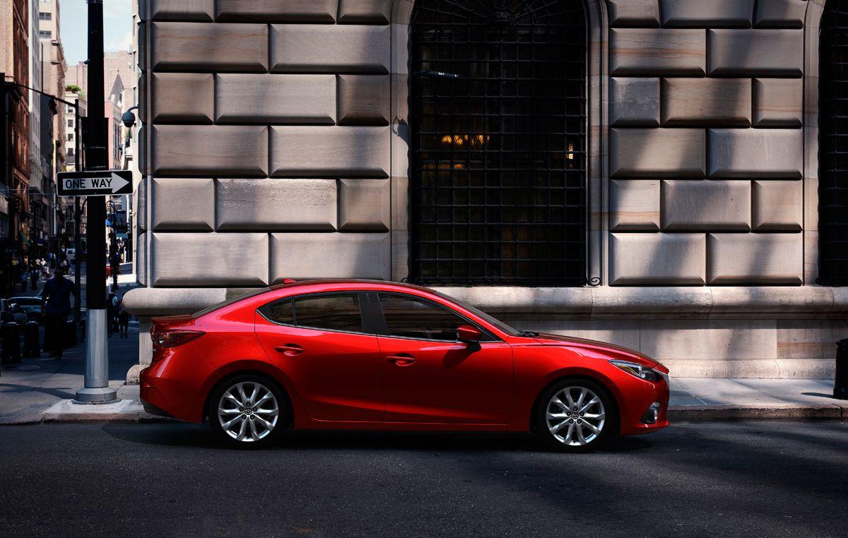 Mazda3 マツダ、セダン、Mazda アクセラ